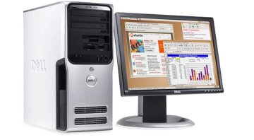 Dell Desktop With Ubuntu 7.10