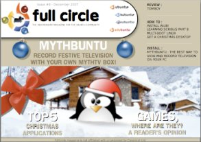 Full Circle Linux Magazine #8