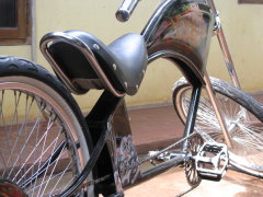 Custom Chopper Bicycle 03